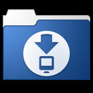 downloads-blue